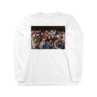モッシュ Long sleeve T-shirts