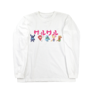 Rab Storeのワルワル団 Long sleeve T-shirts