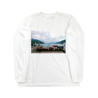 St.Wolfgang Long sleeve T-shirts