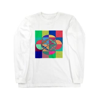 KAMON MOKKO Long sleeve T-shirts