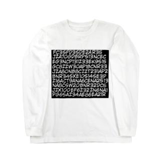 型式地獄 Long sleeve T-shirts