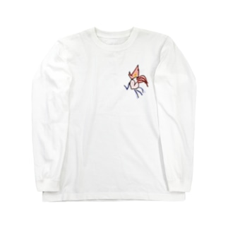 ファイアMAN Long sleeve T-shirts