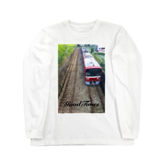 GoodTimes series-local Long sleeve T-shirts