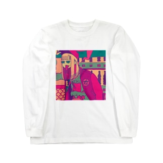 Girl was tired of waiting Long sleeve T-shirts