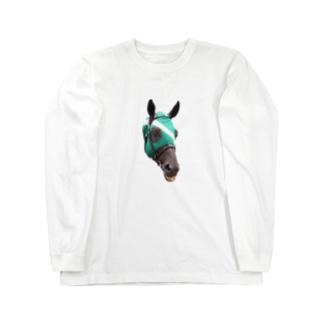 ヤマカツライデングッズ Long sleeve T-shirts
