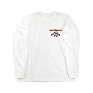 crazy mcgregor Long sleeve T-shirts