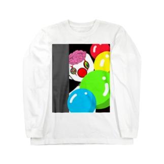 ぴえろくん Long sleeve T-shirts