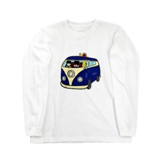 ゴトロカー Long sleeve T-shirts