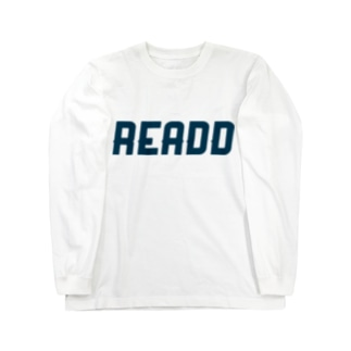 ReaDD  服 Long sleeve T-shirts