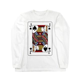 ジャック Long sleeve T-shirts