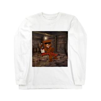 Hennybear Long sleeve T-shirts