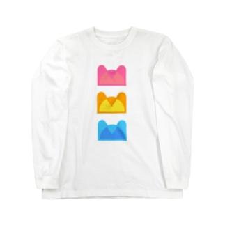 みるすきpop Long sleeve T-shirts