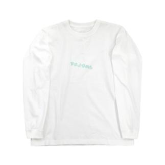 アメノチハレ Long sleeve T-shirts