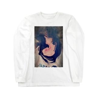 心の内 Long sleeve T-shirts