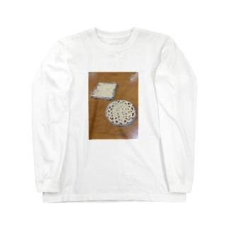 レース編み カントリー Long sleeve T-shirts