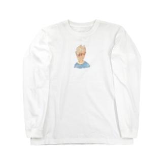 豚さん Long sleeve T-shirts
