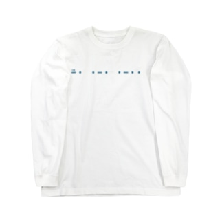 TANAKA Long sleeve T-shirts
