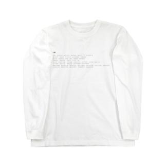IROHA Long sleeve T-shirts