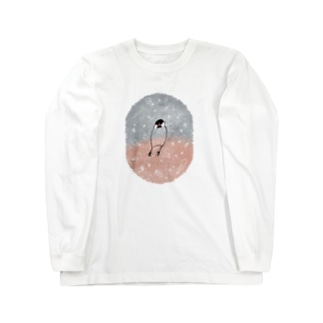 BunchONAKA(さくら) Long sleeve T-shirts