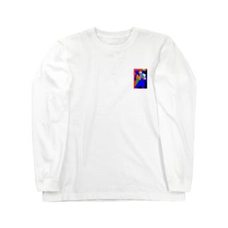 ラッパーとしてサイテー Long sleeve T-shirts