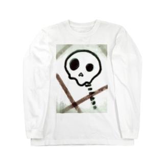ファニーちゃん2 Long sleeve T-shirts