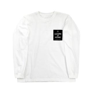 ホームスクーラー Long sleeve T-shirts