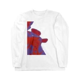 混沌 Long sleeve T-shirts