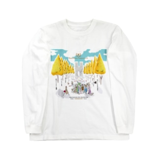 HRM KARAKUCHI MUG Long sleeve T-shirts