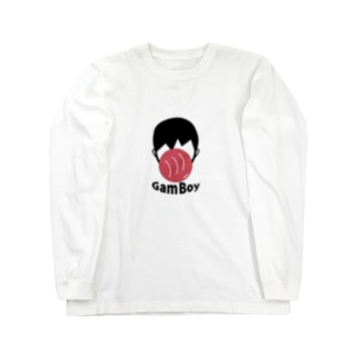 GamBoy Long sleeve T-shirts