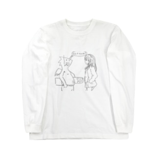 Dragon&JK Long sleeve T-shirts