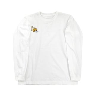 はらまきわんす 【ねえねえ】 Long sleeve T-shirts