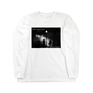 KAKUGO Gotrick ver. Long sleeve T-shirts