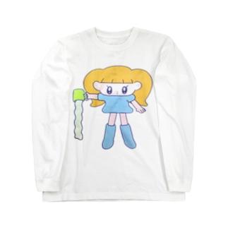 牛乳きらい Long sleeve T-shirts