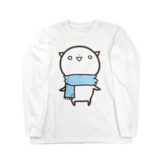まるさん。 Long sleeve T-shirts