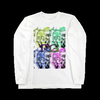 T. K. V.の鬼瓦®️ Long sleeve T-shirts