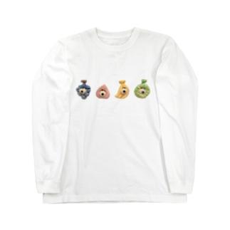 ihiのフルーツケンピ Long sleeve T-shirts