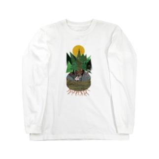 Dusty world Long sleeve T-shirts