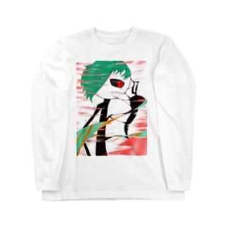 ミベルトさん Long sleeve T-shirts