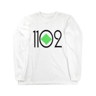 ✼uchico✼の11月2日/366日(誕生日・記念日) Long sleeve T-shirts