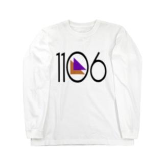 ✼uchico✼の11月6日/366日(誕生日・記念日) Long sleeve T-shirts