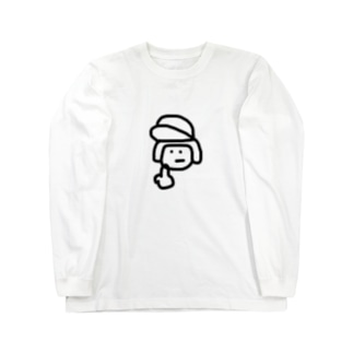 majidekinokoのmajidekinoko Long sleeve T-shirts