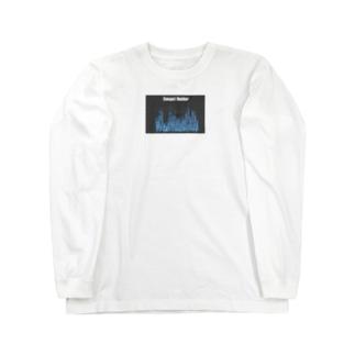 SunspotNumber LOGO Long sleeve T-shirts
