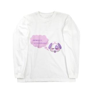 仮病 Long sleeve T-shirts