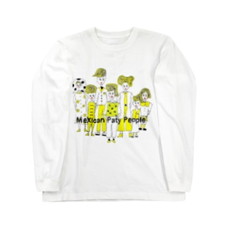 Mexican Party People Long sleeve T-shirts