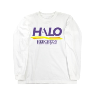 HALO Long sleeve T-shirts