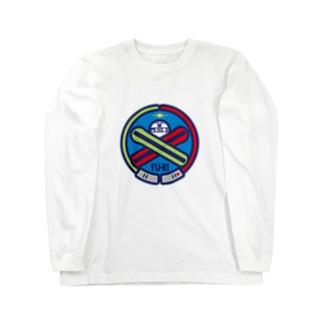 パ紋No.3136 YU-KI Long sleeve T-shirts