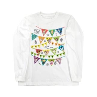 FirstBirthday!! Long sleeve T-shirts