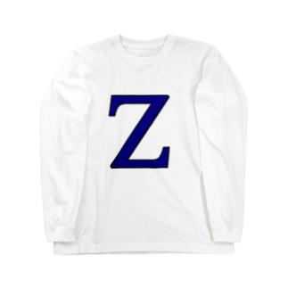 すぎ屋のZ Long sleeve T-shirts