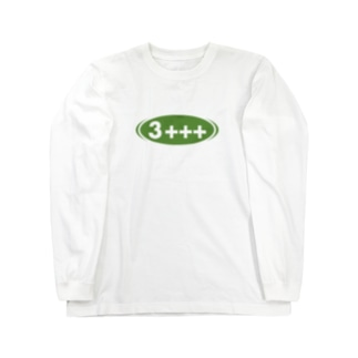 3+++ Long sleeve T-shirts