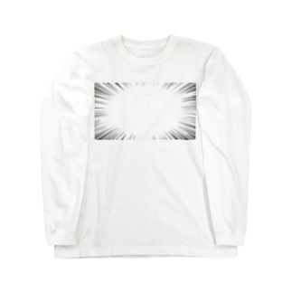 集中線 Long sleeve T-shirts